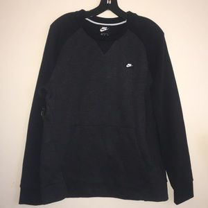 Men's Nike pullover therma sweater